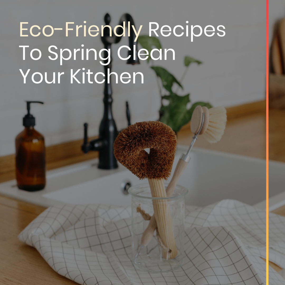 Eco-Friendly Ways To Spring Clean Your Kitchen
